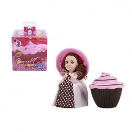 Cupcake Muñeca Sorpresa.