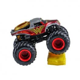 Hot Wheels Monster Jam  Escala 1:64 - Wonder Woman.