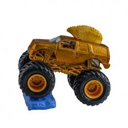 Hot Wheels Monster Jam  Escala 1:64 - Mohawk Warrior.