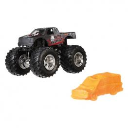 Hot Wheels Monster Jam  Escala 1:64 - Metal Mulisha.