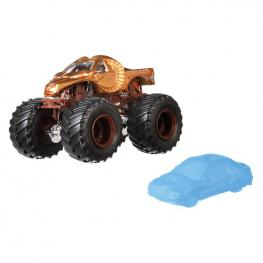 Hot Wheels Monster Jam  Escala 1:64 - Zombie Hunter.
