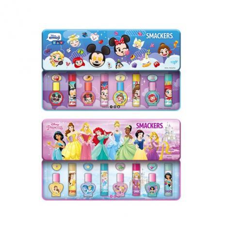 Lip Marker Disney - Lata De Pintauñas y Brillo Labios.