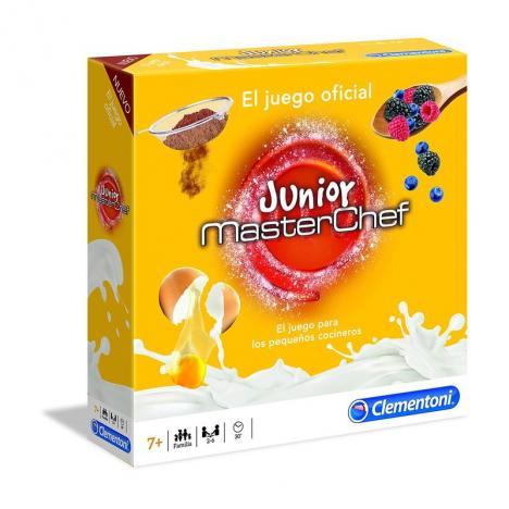 Juego De Mesa Master Chef Junior.