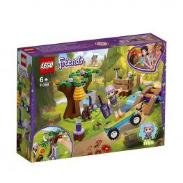 Lego Friends - Aventura En El Bosque De Mia.