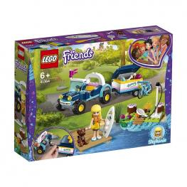 Lego Friends - Buggy Y Remolque De Stephanie.
