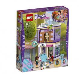 Lego Friends - Estudio Artístico De Emma.