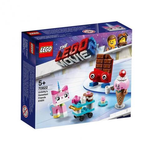 Lego Movie - Mejores Amigos De Unkitty.