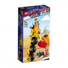 Lego Movie - Triciclo De Emmet.