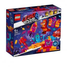 """Lego Movie - ¡Caja """"Construye Lo Que Sea"""" De La Reina Soyloque!"""