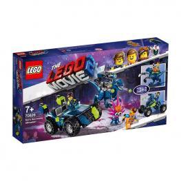 Lego Movie - Todoterreno Rextremo De Rex.