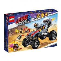 Lego Movie - Buggy De Huida De Emmet y Lucy.