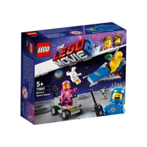 Lego Movie - Equipo Espacial De Benny.