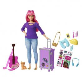 Barbie Daisy Vamos De Viaje.