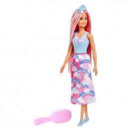 Barbie Dreamtopia Peinados Rubia.