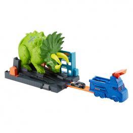 Hot Wheels - Ataque Del Triceraptor.