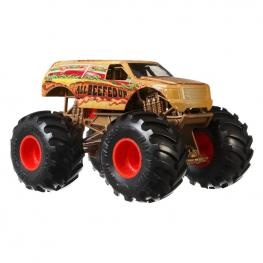 Hot Wheels - Monster Truck All Beefed Up 1:24.