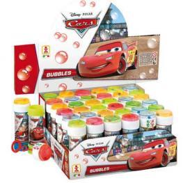 Bote Pompas De Jabon Cars 60ml