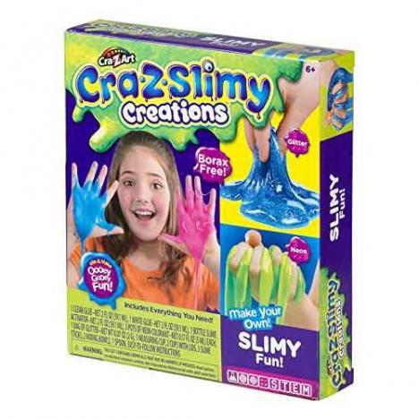 Crea Tu Propio Slimy - Cra·Z·Slimy