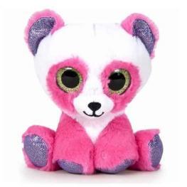 Peluche Fantasy - Panda Rosa 22cm