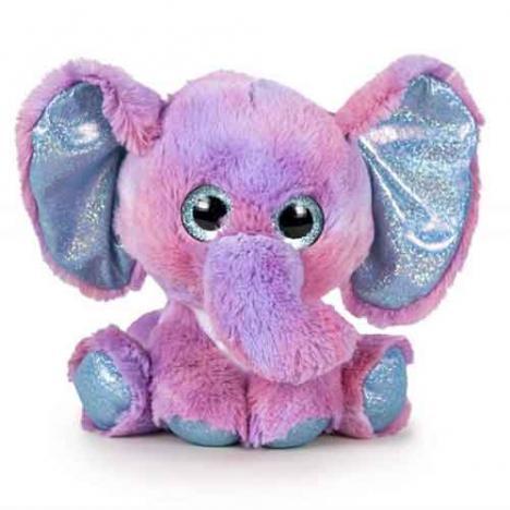 Peluche Fantasy - Elefante Multicolor 22cm