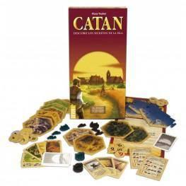 CATAN  - EXP. 5-6 JUGADORES