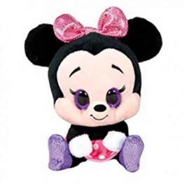 Peluche Disney Minnie Glitsies 16cm