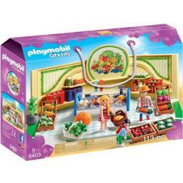 Playmobil - City Life: Tienda de Frutas
