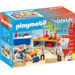 Playmobil - City Life: Clase de Quimica