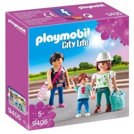 Playmobil - City Life: Mujeres Con Niño