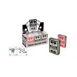 Cartas Poker Texas Copag Plástico.
