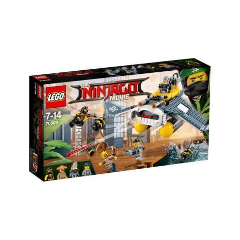 Comprar Lego Ninjago Bombardero Mantarraya De Lego Kidylusion