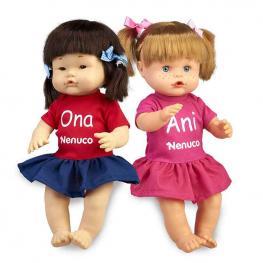 Nenuco - Muñecas Ani Y Ona