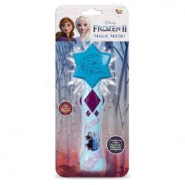Frozen II, Microrecorder Luz Mágica