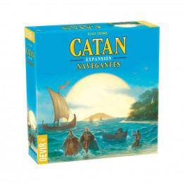 CATAN - NAVEGANTES DE CATAN