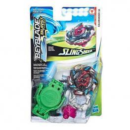 Beyblade Sling Shock Salamander S4.-
