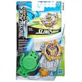 Beyblade Sling Shock Sphinx S4.-