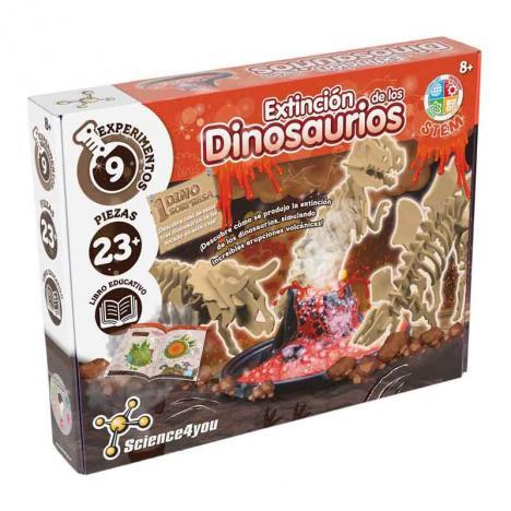 Science4you - Extinción de los Dinosaurios
