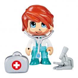 Pin y Pon Action Figura Doctor