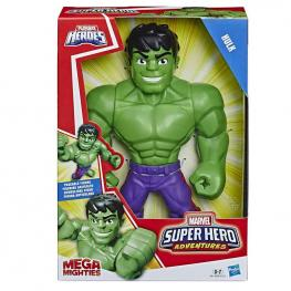 Hulk Figura Mega Mighties