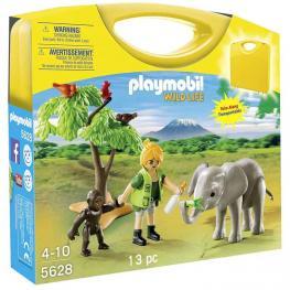 Playmobil - Maletín África