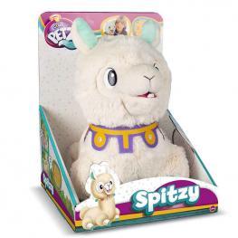 Spitzy la Llama