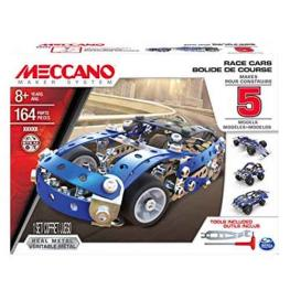 Meccano 25 Multi Model Supercar