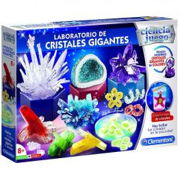 Laboratorio de Cristales Gigantes