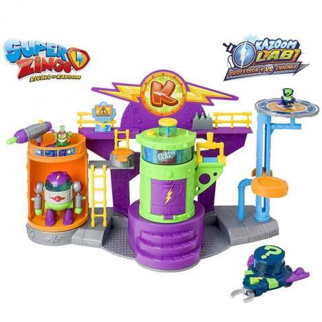 Superzings Kazoom Lab Battle