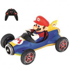 Coche Radio Control Mario Kart Mach 8