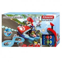 Pista Carrera Firts - Mario Kart