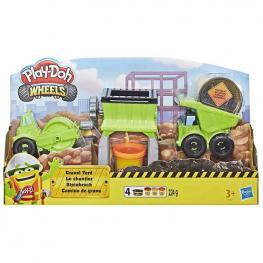 Play-Doh - Camión de Grava