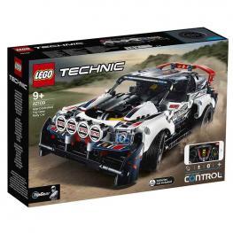 Lego Thecnic - Coche de Rally Top Gear Controlado por App