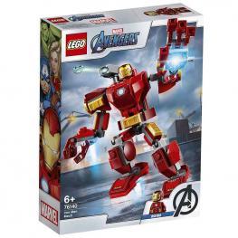 Lego Super Héroes Marvel - Armadura Robótica de Iron Man