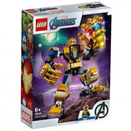 Lego Super Héroes Marvel - Armadura Robótica de Thanos